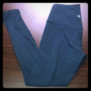 Lululemon Wunder under luxtreme leggings